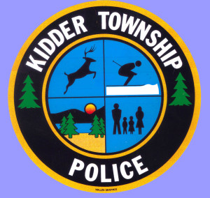 Kidder Township PD Logo